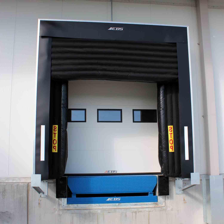 EBS Hinged Lip Dock Leveller (PS)
